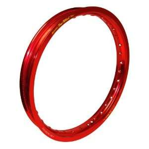 Pro Wheel Rear Rim   Red   1.85 19 , Color Red 1910HORD