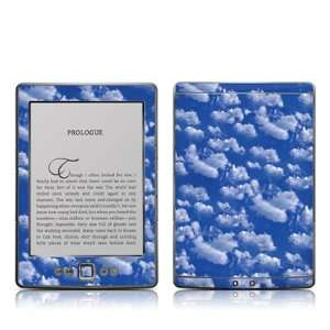 Blue Skies Design Protective Decal Skin Sticker   Matte Satin Coating