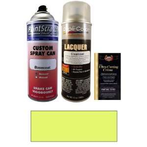 Rock Green Metallic Spray Can Paint Kit for 2013 Hyundai Genesis Coupe