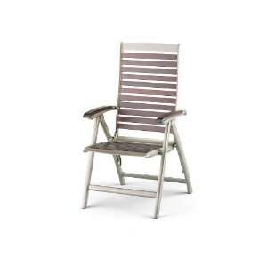 KETTLER Woodart Multi Position Folding Chair Patio, Lawn