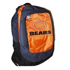 NFL Football Chicago Bears Large Backpack
