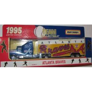 Tractor Trailer Baseball Team Truck White Rose Collectible Car Sports