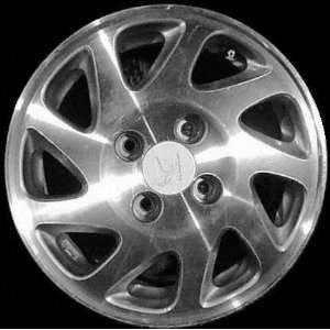 ALLOY WHEEL RH RIM 15 INCH, Diameter 15, Width 6.5 (9 SPOKE, PASSENGER
