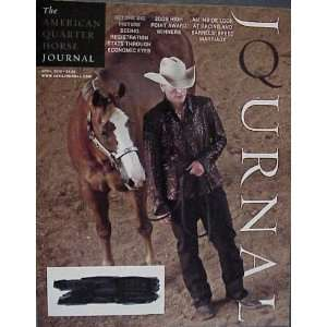 American Quarter Horse Journal April 2010 Various Books