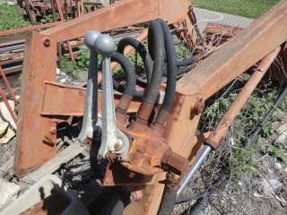Massey Furgeson front end loader attachment # MF 236