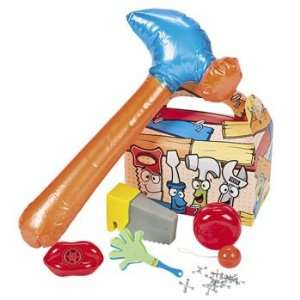 8 Tool Party Filled Treat Boxes   Party Favor & Goody Bags