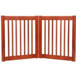 Essential Pet Products 42122 Large Two Panel Ez Pet Gate