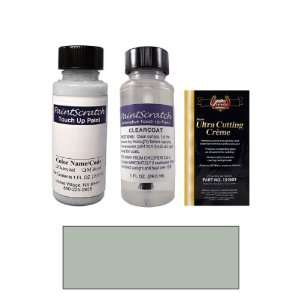 Gray Metallic Paint Bottle Kit for 2010 Saab 9 3 (311/GAH) Automotive