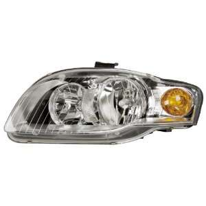 OE Replacement Audi A4 Driver Side Headlight Assembly