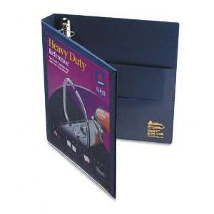 Avery Nonstick Heavy Duty EZD Reference View Binder, 1 Capacity (Navy