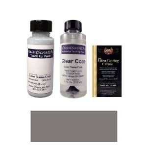 Oz. Nautilus Gray Metallic Paint Bottle Kit for 1989 Merkur Scorpio