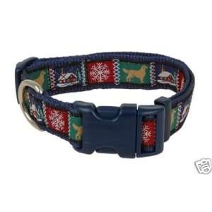 Douglas Paquette Nylon Dog Collar COUNTRY 1x13 20