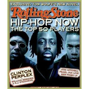 Hip Hop Now, 1998 Rolling Stone Cover Poster by Matt