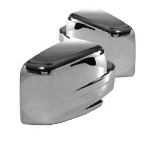 Spyder Auto Jeep Patriot Chrome Mirror Cover Automotive