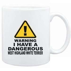 DANGEROUS West Highland White Terrier  Dogs