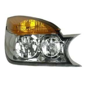 2002 03 BUICK RENDEZVOUS HEADLIGHT ASSEMBLY, PASSENGER
