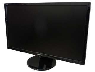 ASUS VE228H 21.5 HDMI DVI VGA LED LCD Monitor w/speaker   Black