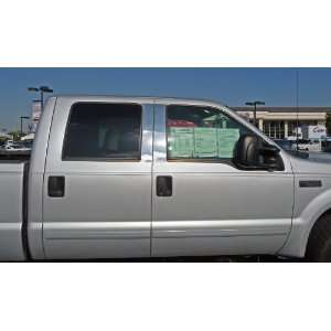 44075PPT Ford Super Duty Crew Cab 1999   2011 Truck Chrome