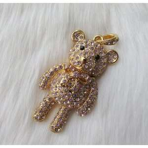 Cute Bear Usb Flash Memory Drive 8gb