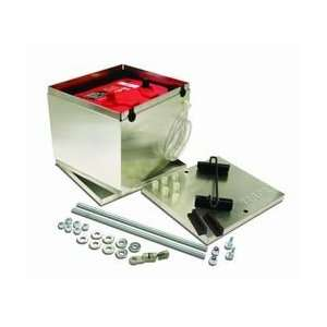 Taylor Cable 48203 Aluminum Battery Box with 1 Gauge Cable Automotive