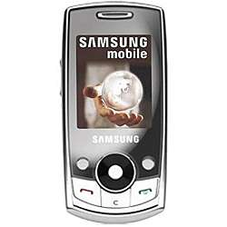 Samsung SGH J700 GSM Unlocked Cell Phone