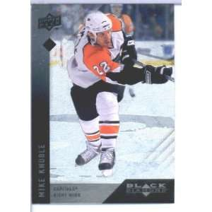 2009 /10 Upper Deck Black Diamond Hockey # 22 Mike Knuble Capitals