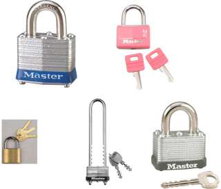 High Security Heavy Duty KEYED PadLocks