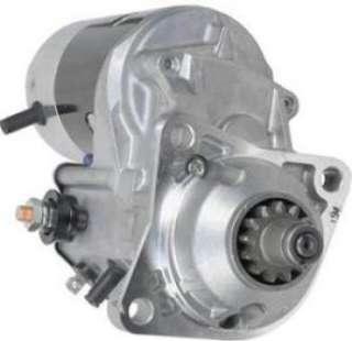 NEW STARTER MOTOR THOMAS BUILT MVP EF CUMMINS 6BTA ISB