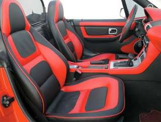 1996   2002 BMW Z3   Genuine Leather Interior Upgrade Package.