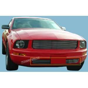 05 09 FORD MUSTANG 1 PC BUMPER BILLET GRILLE Automotive