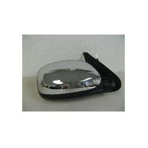03 06 TOYOTA TUNDRA 4 DR SIDE MIRROR, LH (DRIVER SIDE), POWER HEATED