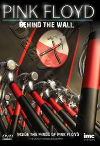 Pink Floyd Behind the Wall NEW PAL Documentary DVD