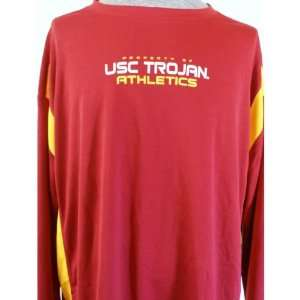 891135   USC Trojans Big Mens Drip Dry Long Sleeve Shirt