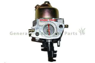 Gx 168 5.5hp 6.5hp Engine Motor Generator Carburetor Carb Parts