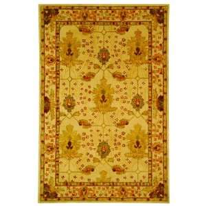 Feet 6 Inch Anatolia Collection Handmade Hand Spun Wool Area Rug,Ivory