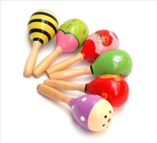 1xNew infant Baby Toys Rattles sand hammer party pavor