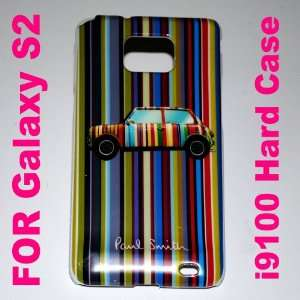 Paul Smith Hard Case for Samsung Galaxy SII I9100 Jc130c