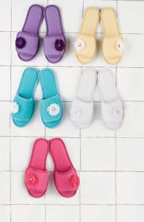 Womens Spa Slippers
