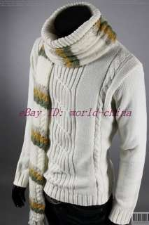 turtle neck knit sweater ivory white us xs s m please tell me us size