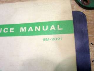 John Deere 80 820 830 2 cyl Service Repair Manual Book