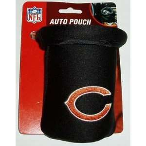 Chicago Bears Licensed Auto Pouch Cell Phone Holder Catch