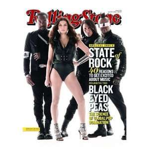 com Black Eyed Peas, 2010 Rolling Stone Cover Poster by Mark Seliger