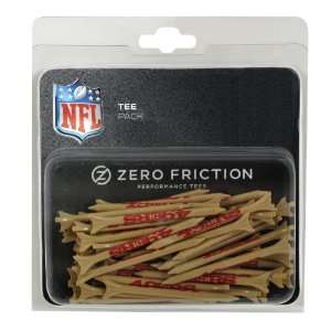 NFL San Francisco 49ers Zero Friction Tee Pack Sports