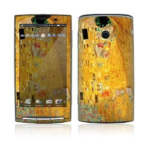 The Kiss Decorative Skin Cover Decal Sticker for Sony Ericsson Xperia
