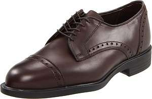 Allen Edmonds Mens New Haven Brown Leather Shoe 3044