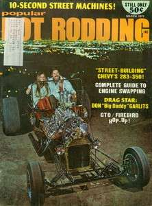 Popular Hot Rodding Shotgun Streetster/Don Big Daddy Garlits
