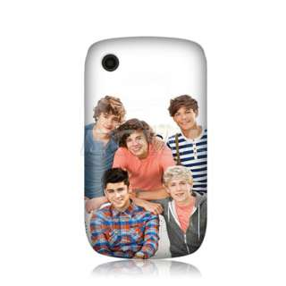 BRITISH BOY BAND BACK CASE COVER FOR BLACKBERRY CURVE 3G 9300