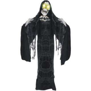 Halloween Costumes Hanging Reaper Animated Prop