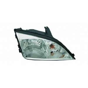 05 07 Ford Focus Headlight (Passenger Side) (2005 05 2006
