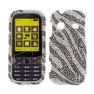 RHINESTONE DIAMOND BLING COVER CASE 4 Samsung Gravity TXT T379 Cell
